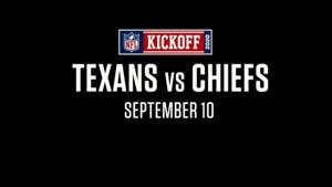 NFL 2020 Kickoff